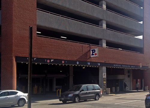 Market center garage baltimore parking find reserved parking near baltimore baltimore - Parking garage near my location ...