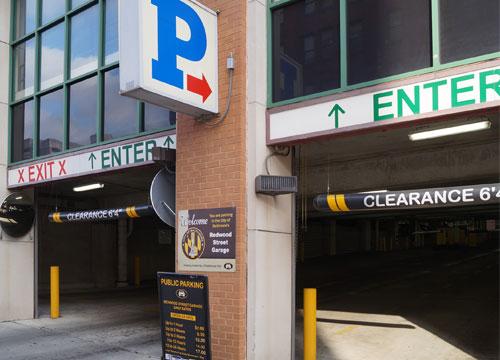 Redwood street garage baltimore parking find reserved parking near baltimore baltimore - Parking garage near my location ...